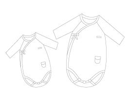 有機棉,gots認證,包屁衣,連身衣,台灣製