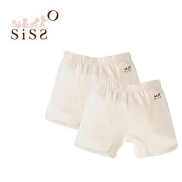 【SISSO有機棉】有機棉男童舒棉四角小內褲 S