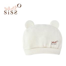 【SISSO有機棉】暖暖棉絨熊熊帽 M
