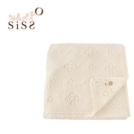 【SISSO有機棉】經典多用途針織毯