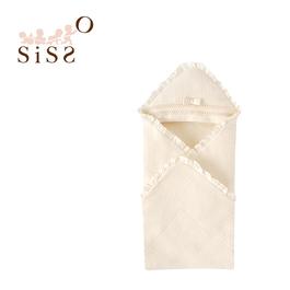 【SISSO有機棉】夏綠蒂皇家緹花空氣棉包巾 F