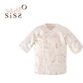 【SISSO有機棉】送你一朵小花紗布衣 3M