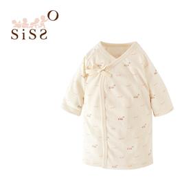 【SISSO有機棉】SISSO SISSO柔棉嬰兒肚衣3M