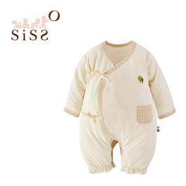 【SISSO有機棉】經典格格小樹兩用式兔裝 3M 6M