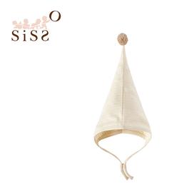 【SISSO有機棉】寶貝精靈帽 F