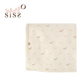 【SISSO有機棉】SISSO SISSO柔棉嬰兒萬用包巾