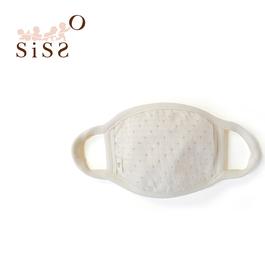 【SISSO有機棉】彩棉舒適口罩(幼童/點點) S