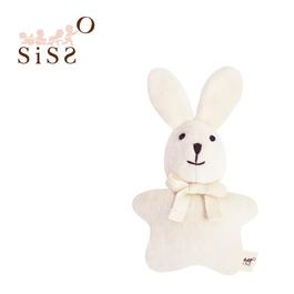 【SISSO有機棉】有機米米兔磨牙布偶