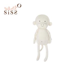 【SISSO有機棉】抱抱米小猴布偶 (80cm )