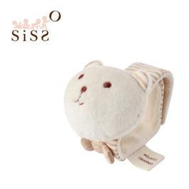 【SISSO有機棉】米米熊腕帶鈴鐺 F