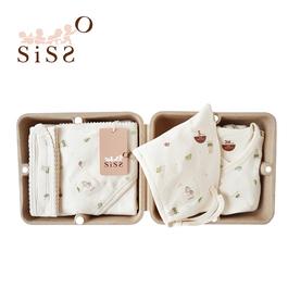 【SISSO有機棉】森林寶貝好寶寶禮盒 3M