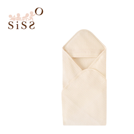 【SISSO有機棉】喬治皇家緹花空氣棉包巾(四季款)