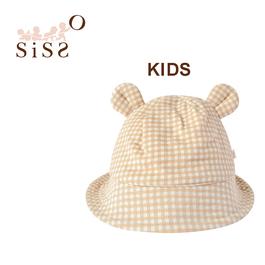 【SISSO有機棉】經典格格QQ小熊帽(加大) XL