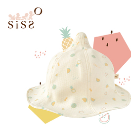 【SISSO有機棉】送你一顆冰小玉涼感果實帽 F
