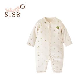 【SISSO有機棉】森林寶貝甜可愛長袖兔裝 3M 6M 12M